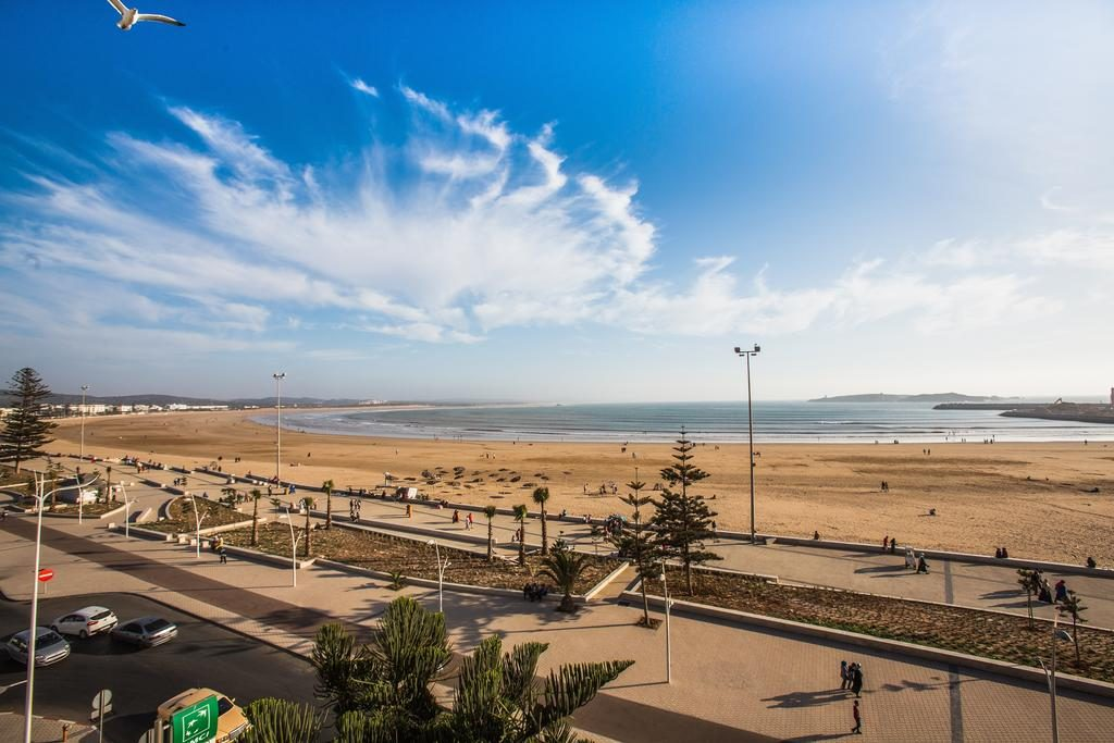 HOTEL WITH AN INCREDIBLE VIEW ON ESSAOUIRA BAY