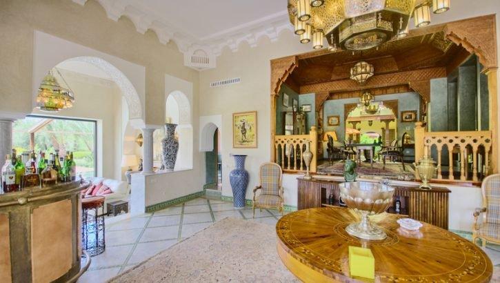 Palais de luxe