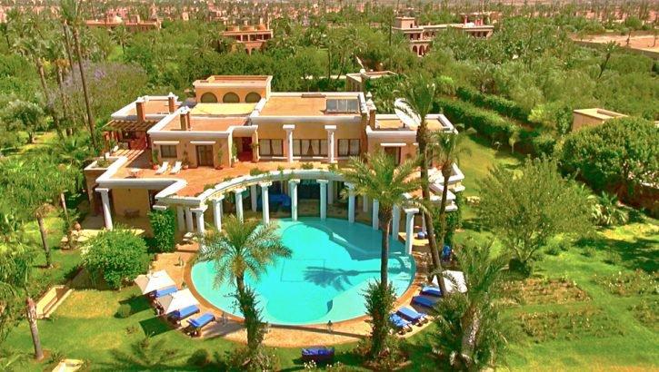 Somptueuse villa