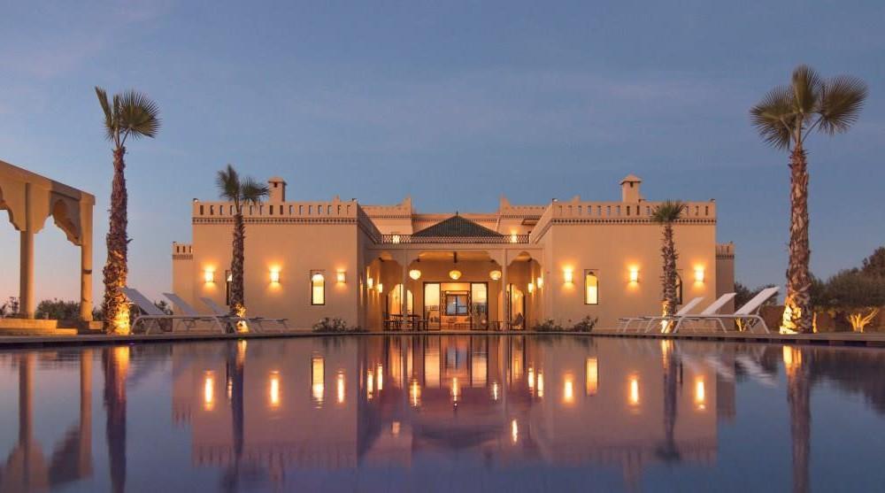 Magnifique villa épurée route de Fez