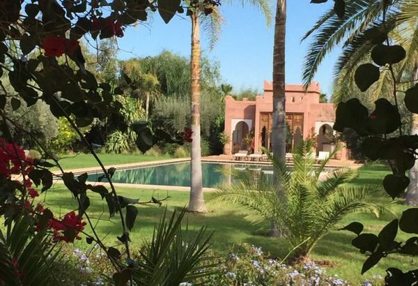Majestic villa in the heart of a park of 5 hectars