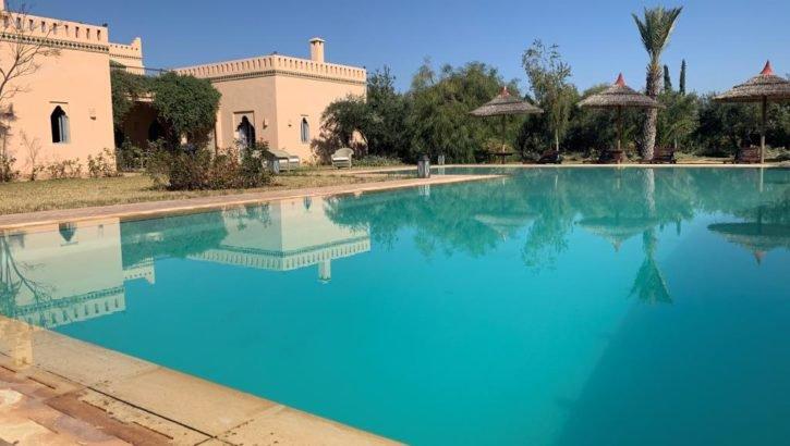 Superbe Villa à vendre route de Fez