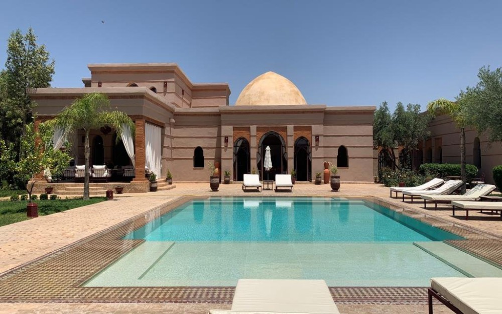Superbe villa de style classique